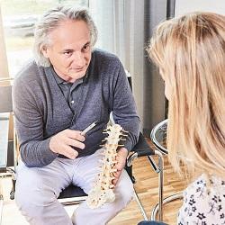 Verstehen der Ursachen von Rückenschmerzen